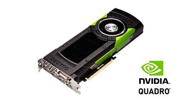 Профессиональные видеокарты NVIDIA QUADRO  Проектные цены